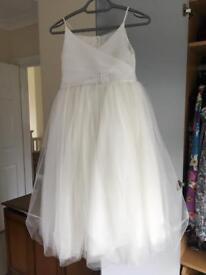 Bridesmaid fairy holy communion dress