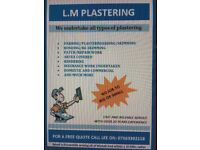All round plasterers,, walsall area, 20years experience