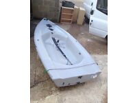 RS Racing Tera boat, hull only