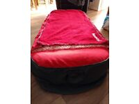 Kids Inflatable Readybed.