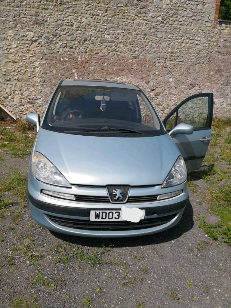 Peugeot 807 OFFERS WELCOME