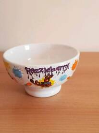 Pair of Scooby Doo ice cream bowls