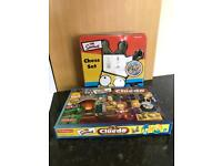 Simpson's Cluedo and Simpson's Chess