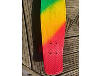 "Genuine 27"" penny board (nickel)"