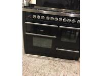 Britannia gas range cooker