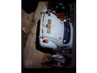 Morris 1000 1966 running 4 door restoration project classic car
