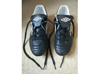 Umbro football boots (size 7)