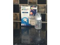 Advent 9oz limited addition bottles