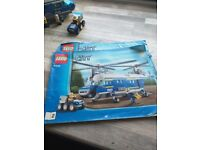 Lego 4439 City Helicopter