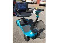 UltraLite 480 Portable Mobility Scooter in excellent condition choice of colours