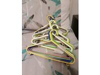 40 childrens / baby / toddler hangers