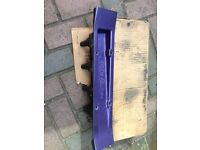 Saab 95 cassette coil pack and engine cover