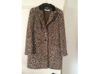 Whistles coat size 12