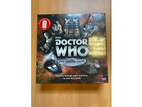 Doctors who board game