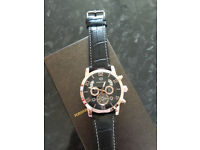 FORSINING Rose Gold Mechanical Watch