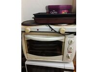 Used compact cooker ideal bedsit or caravan