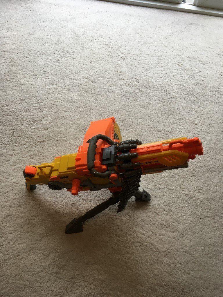 Nerf rapid fire Guns
