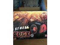 Street EDGE subwoofer / built-in amplifier 750 watts