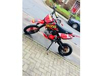 Stomp ya 140cc want a swap