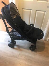 Joie Brisk Lx lightweight stroller