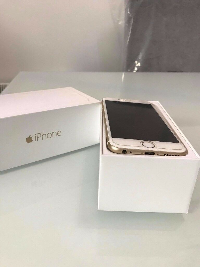 I Phone 6 (16GB) Unlocked to all networks and in original box.