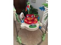 Fisher Price Rainforest Jumperoo - £25