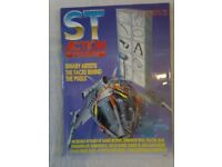 ST ACTON Magazine volume 1 Issue 10 February 1989