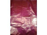 100% pink silk 4m