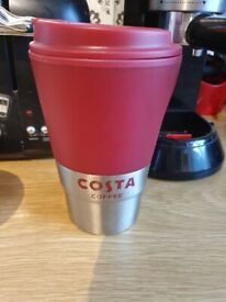 FREE Costa Coffee cup/flask