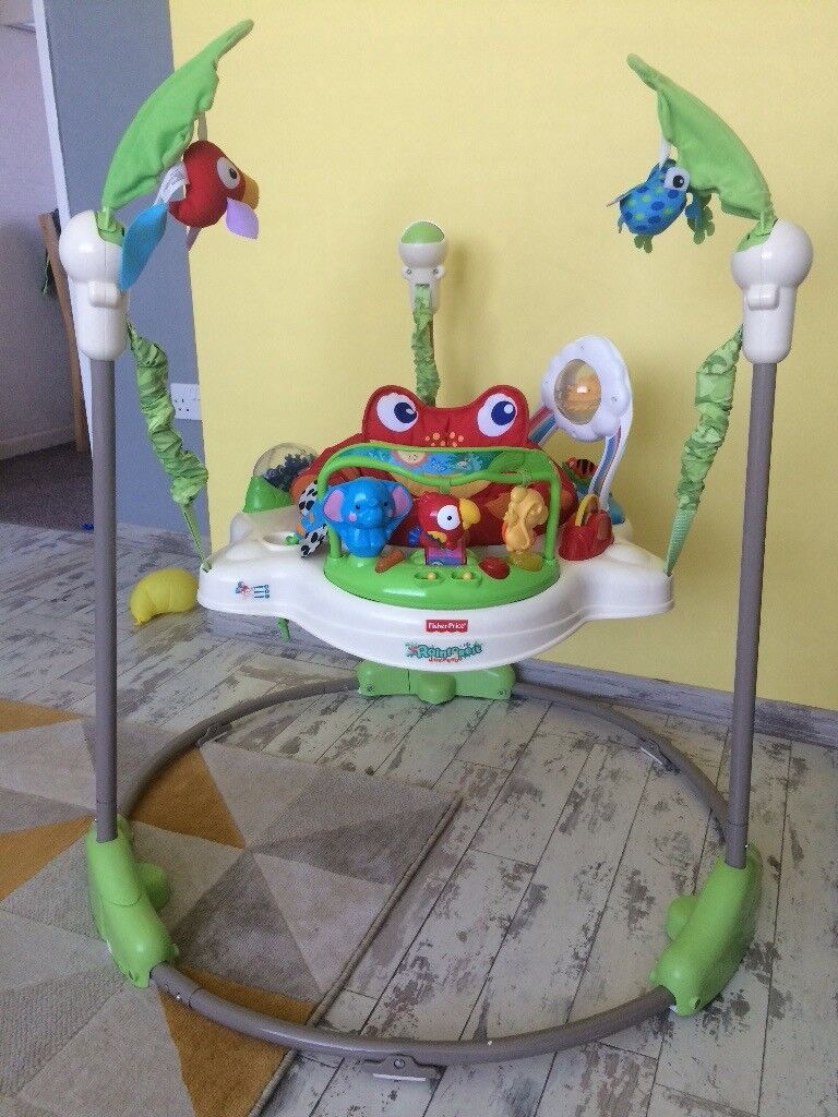 Jumperoo Fisher Price for sale £30