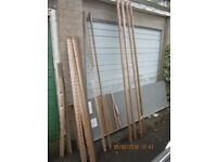 Commercial racking/shelving, good quality, very strong! Housemove sale.