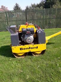 Benford Pedestrian Roller