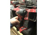 Milwaukee impact driver New months hardly used no battery