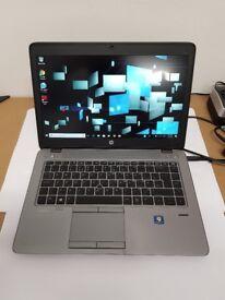 HP EliteBook 840 14inch 256GB SSD, Intel Core i5, 2.3GHz, 8GB WIN 10 Notebook/Laptop