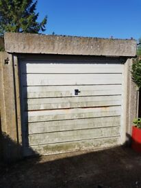 Garage for free