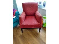 Cosy Armchair to curl up on!