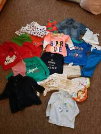 0-6 mths boys bundle