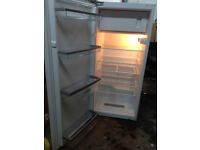 Bosch KIL24A50GB Exxcel Integrated Fridge, 14 months old, never installed, excellent condition