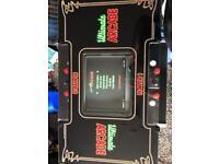 Retro Arcade Games Table