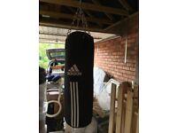 Adidas punch bag 3ft