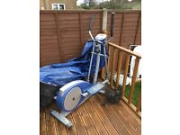 York Cross Trainer - hardly used