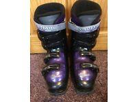 Munari Virtual 700 ski boot Size 250-255 Uk size 5-5.5
