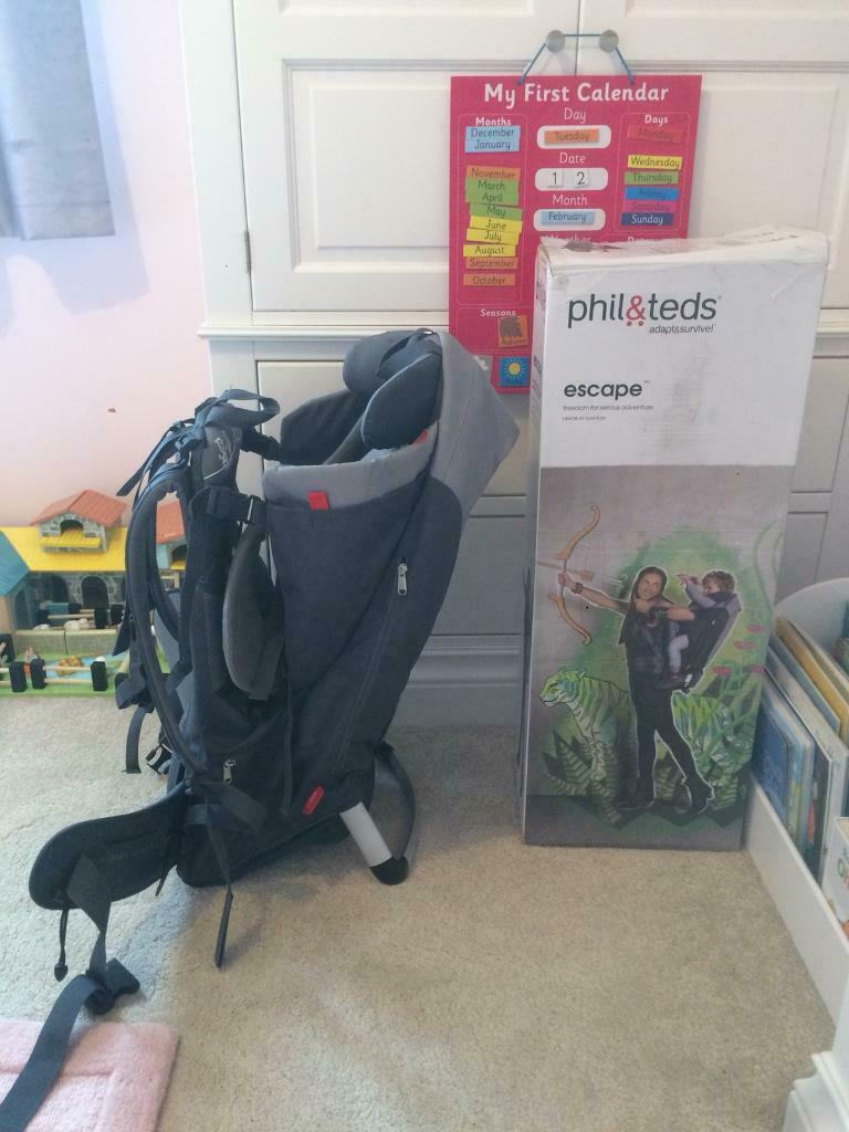 Sold Phil Teds Escape Carrier Will Post In Driffield East Yorkshire Gumtree
