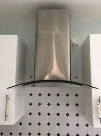 Kukoo 60cm cooker hood extractor fan