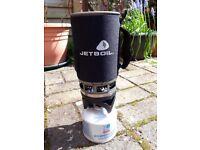 Jetboil portable stove