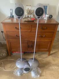 Keff Egg speakers