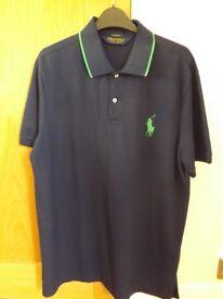 Raulph Lauren Polo Shirt Golf Pro L