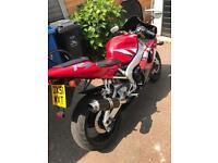 2001 Yamaha R1 not gsxr , zxr , r6