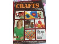 Golden Hands Encyclopedia of Crafts magazines