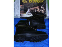 Work boots size 12 ( 47 ) boxed never used